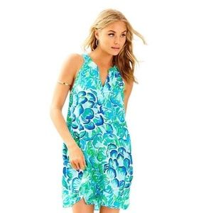 NWT Lilly Pulitzer Achelle Swing Dress